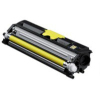 Konica Minolta Magicolor 1600 Toner Cartridge 2.5k Yellow Code A0V306H