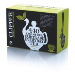 Fair Trade Tea Bags Pack 440 Code A06634