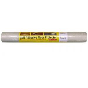 COBA Guard Uni Flooring Protector Polyethylene Self-adhesive 600mmx10m Transparent Code CGU00001