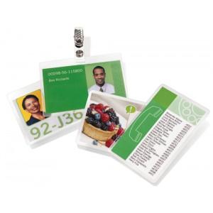 GBC Laminating Pouches Premium Quality 250 Micron For Badge Card 98.5mmx67m Code 3743177