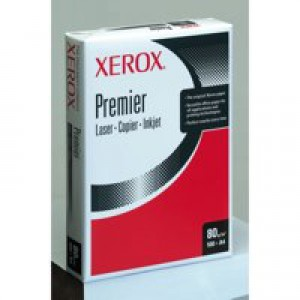 Xerox Premier 90gsm A4 White Paper Pack 500 Code 003R91854