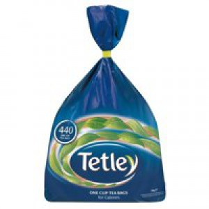 Tetley Tea Bags High Quality 1 Cup Ref A01352 [Pack 440]