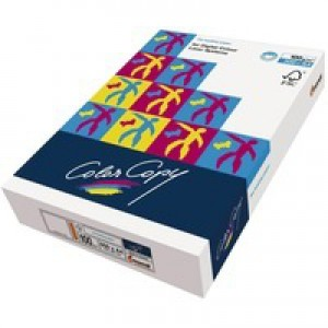 Color Copy Copier Paper Premium Super Smooth Ream-Wrapped 100gsm A4 White Ref CCW0324 [500 Sheets]