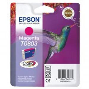 Epson Hummingbird Claria Photographic Ink Magenta T0803