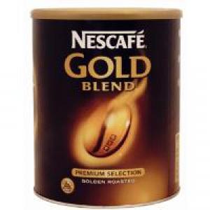 Nescafe Gold Blend Instant Coffee Tin 750g Ref 5200350