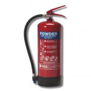 Vanguard 1Kg Abc Drypowder Fextinguisher