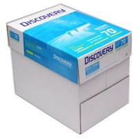 Discovery Everyday Paper Ream-Wrapped A4 70gsm White Ref NDI0700025 [5 x 500 Sheets]