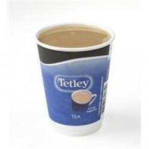 Nescafe & Go Tetley Tea Foil-sealed Cup for Drinks Machine Code 12154583 Pack 16]