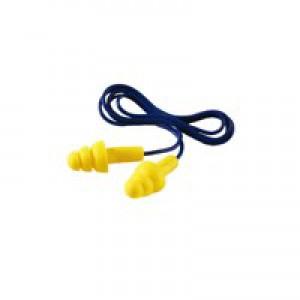 3M Ultrafit Ear Plugs Pack of 50 UF-01-000