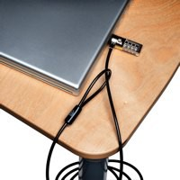 Image for Kensington Ultra Laptop Combination Lock Resettable 10000 Combinations Cable 1800mm Ref K64675EU