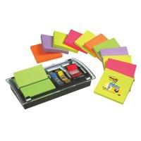 3M Post-it Value Pack 12 Pads of R330NR with Dispenser