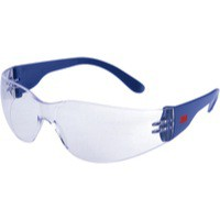 3M Safety Spectacles Clear 2720 DE272932943
