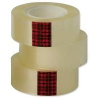 Scotch Easy Tear Clear Tape 24mm x 33m ET2433T6