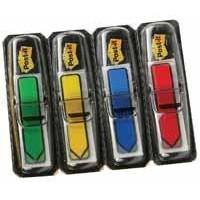 3M Post-it Index Refill 4 Bright Arrows 684ARR4