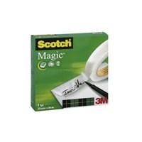 3M Scotch 810 Magic Tape 19mm x66 Metres 8101966