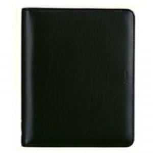 Filofax Metropol Personal Organiser Zip A5 Black Ref 026979