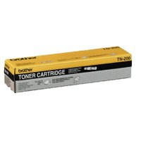 Brother Laser Toner Cartridge Page Life 2200pp Black Ref TN200