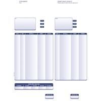 Image for Communisis Sage Compatible Statements Tear-off Remittance Portion 1 Part Ref DUKSA006 [Pack 1000]