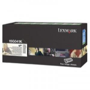 Lexmark Black 15G041K Rtn Toner