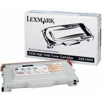Lexmark Black 20K1403 Toner Cartridge