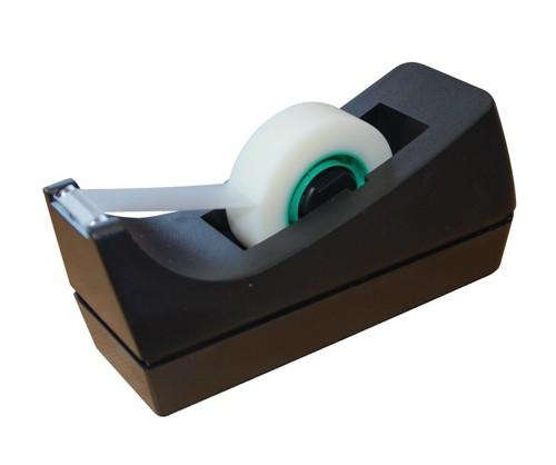 5 Star Mini Tape Dispenser Black