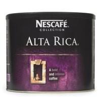 Nescafe Alta Rica Instant Coffee Tin 500g Code A01376