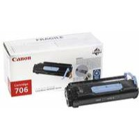 Canon 706 Black Toner Cartridge Code 0264B002