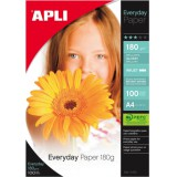 Apli Glossy Photo Paper A4 Pack 100 Code 11475