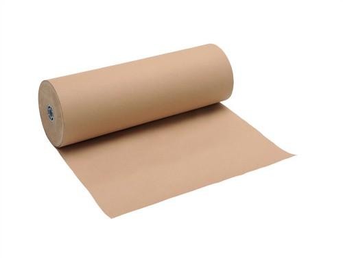 Kraft Wrapping Roll 600mmx225m90gm