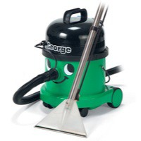 Numatic George Vacuum Cleaner All-in-One 1200W 15L Dry 9L Wet 8.8kg W355xD355xH515mm Green Ref GVE370A26