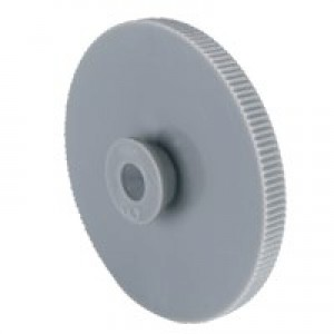 Rapesco Replacement Clamping Discs for Heavy-duty Hole Punches Ref ZSPBOARD [Pack 4]