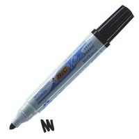 Bic Velleda 1701 Whiteboard Marker Bullet Tip Line Width 1.5mm Black Ref 1199170109 [Pack 12]