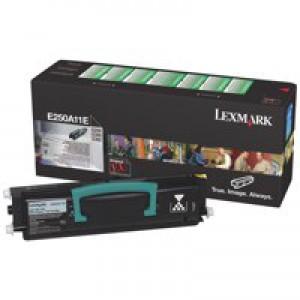 Lexmark Laser Toner Cartridge Return Program Page Life 3500pp Ref E250A11E
