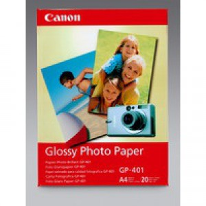 Canon GP-501 Photo Paper A4 Glossy Code 0775B001