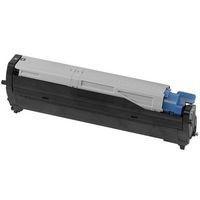 OKI Laser Drum Unit Page Life 15000pp Black Ref 43460208