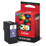 Lexmark No.29 Inkjet Cartridge Return Program Colour Code 18C1429E