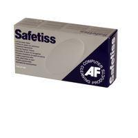 AF Safetiss 200 Paper Wipes Sti200
