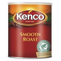 Kenco Really Smooth Instant Coffee Tin 750g Code A03123