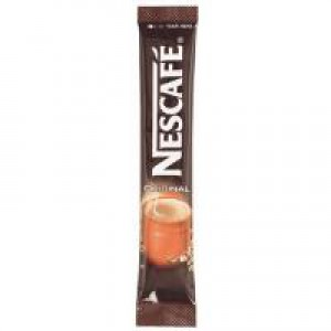 Nescafe Original Instant Coffee Granules Stick Sachets Ref 12079838 [Pack 200]