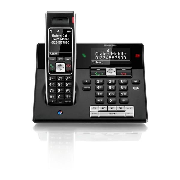 British Telecom Diverse 7460 Plus DECT Telephone Code 060747