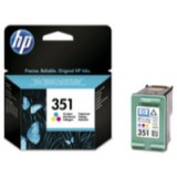 HP No.351 Inkjet Cartridge 3-Colour Code CB337EE