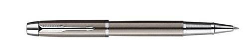 Parker I.M. Premium Gun Metal Roller Ball Pen Code S0908700