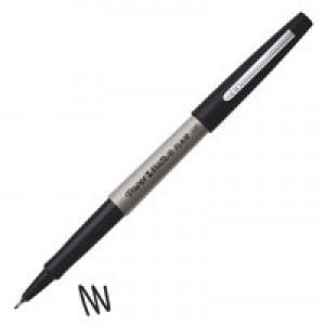 Paper Mate Ultra Fine Felt Tip Pen Black Code S0901320