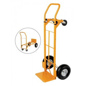 RelX Universal Hand Trolley and Platform Truck Capacity 250kg Foot Size W550xL460mm Ref HT1842