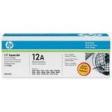 HP No.12A Laser Toner Cartridge Black Pack 2 Code Q2612AD