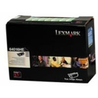 Lexmark Laser Toner Cartridge Return Program High Yield Page Life 21000pp Black Ref 64016HE