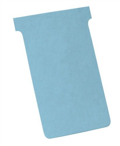 Nobo Tcards A110 L/Blue 329 38930 Pk100