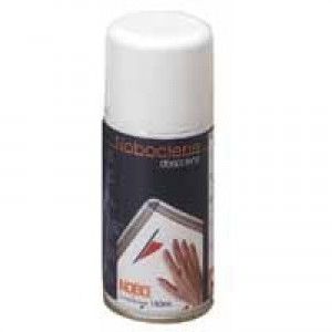 Nobo Deepclene Plus Board Cleaner Foaming Polish Aerosol Can Ozone-friendly 150ml Ref 34538408