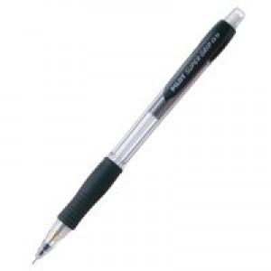 Pilot Super Grip Pencil Black 506101201