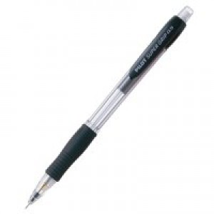Pilot SuperGrip Mechanical Pencil with Cushion Grip 0.5mm Lead Code H185SL01